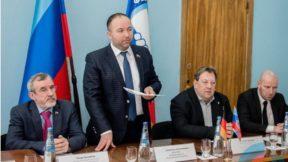 Украинский МИД осудил визит немецких политиков на оккупированный Донбасс
