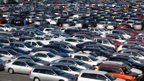 Каждый двадцатый украинец не может продать свое авто