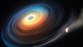 Возле Млечного Пути нашли загадочный объект