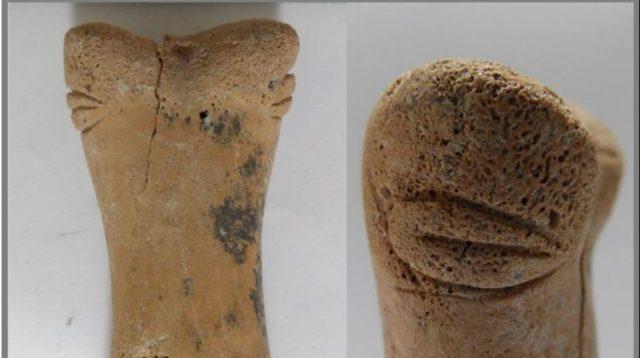 Фигурка из кости возрастом 8500 лет поразила научный мир