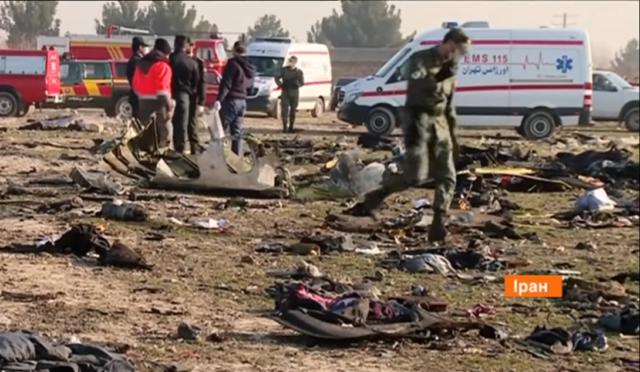 Зеленский ответил Ирану по размеру компенсации семьям погибших в Boeing 737