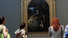 Раскрыта тайна известной картины Да Винчи