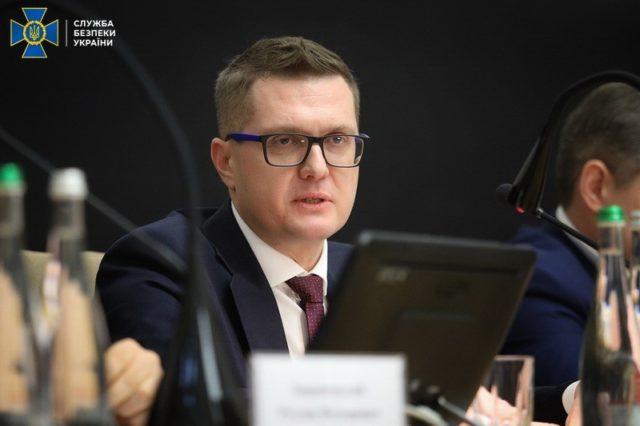 Баканов направил Зеленскому новый закон о СБУ
