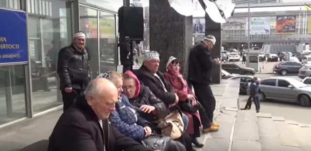 Украинцев предупредили, что может «съесть» часть трудового стажа