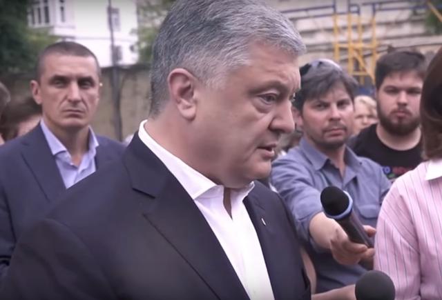 Суд отказал Порошенко в жалобе касательно его принудительного привода в ГБР