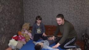 На Буковине семью изолировали из-за коронавируса: видео