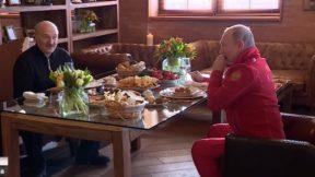 В сети высмеяли угощение Путина для Лукашенко