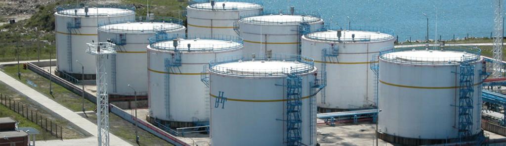 Правила отопления промышленных резервуаров