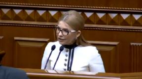 Тимошенко осадила «Слуг народа» за отказ проводить референдум