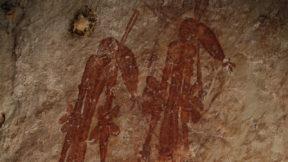 В древних наскальных рисунках нашли предупреждение человечеству
