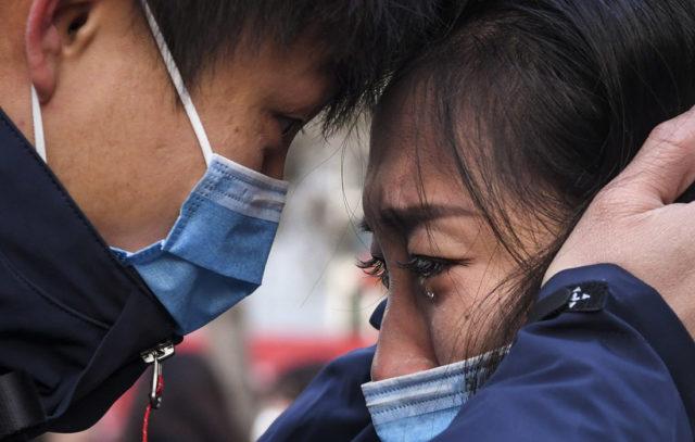 В России госпитализировали тысячи людей с подозрением на коронавирус