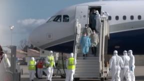 Почти 200 украинцев эвакуировали из зараженных стран
