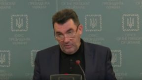 Данилов заявил о распространении коронавируса в ОРДЛО