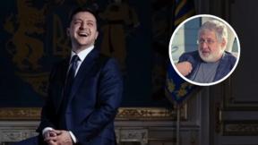 Зеленский рассказал об отношениях с Коломойским и Богданом