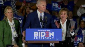 Выборы в США: появились первые итоги праймериз демократов