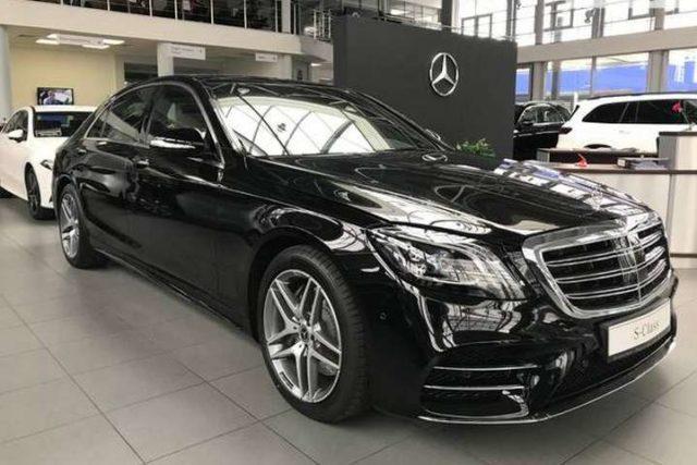 Глава Офиса Зеленского Ермак купил Mercedes за 3 миллиона гривен