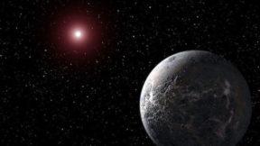Над галактикой Млечный Путь нашли странную планету