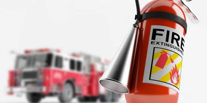 Навчання з пожежної безпеки
