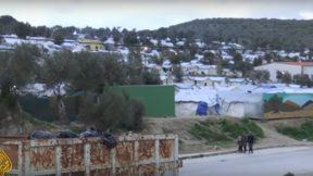 Берлин примет до 100 детей из греческих лагерей беженцев
