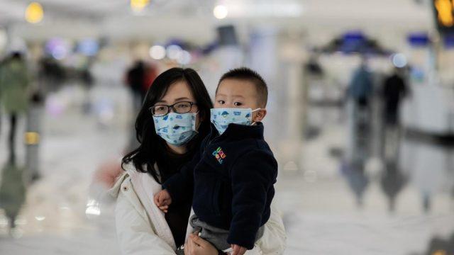 коронавиурс, коронавирус в Китае