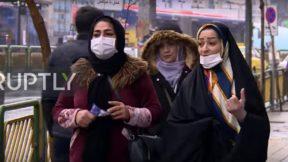 В Иране жертвами коронавируса стали более 290 человек