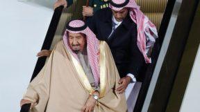 В Саудовской Аравии арестовали трех членов королевской семьи