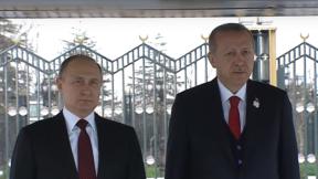 Путин и Эрдоган встретятся из-за обострения ситуации в Идлибе