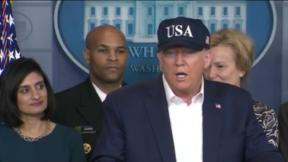 Трамп проверился на коронавирус, есть результат