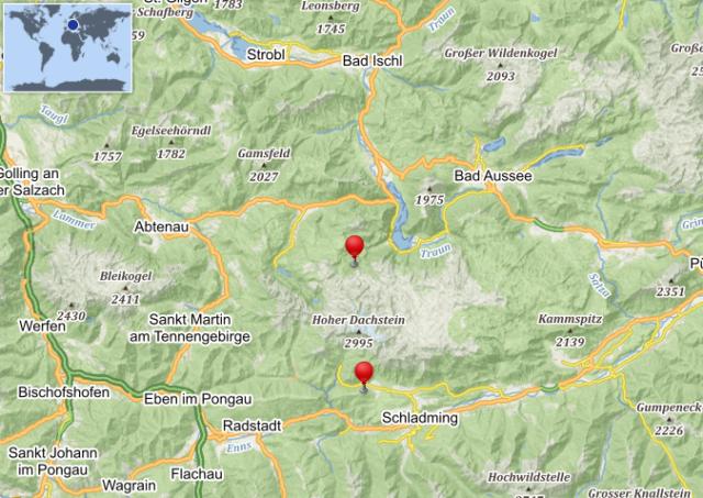 В Альпах при сходе лавины погибло пять человек: детали