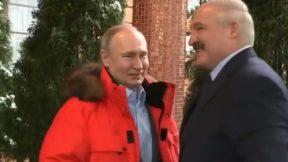 Фейгин рассказал об агрессивных планах Путина в отношении Лукашенко