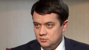 Разумкова и депутатов проверят на наличие коронавируса, — СМИ