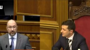 Рада назначила министров нового Кабмина: список