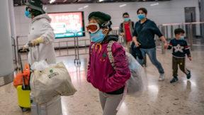 Китай опубликовал «антипаническую» статистику по коронавирусу