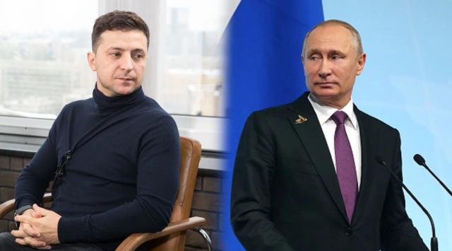 Зеленский рассказал о жестких переговорах с Путиным