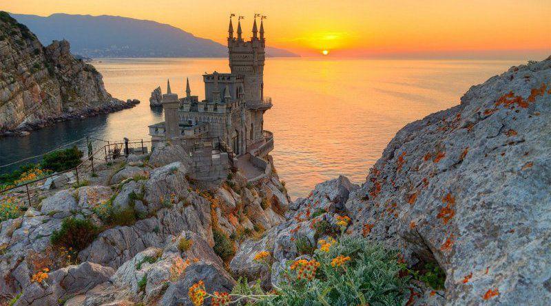 Увлекательные туры в Крым