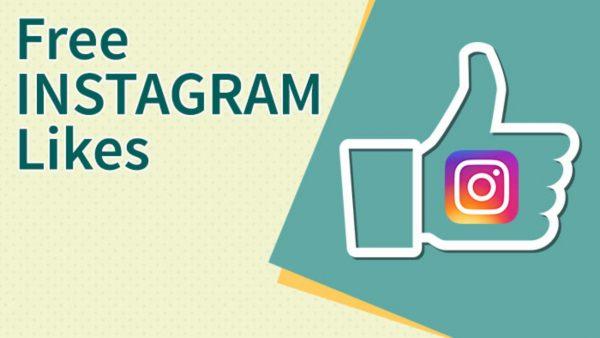 Likes on Instagram free