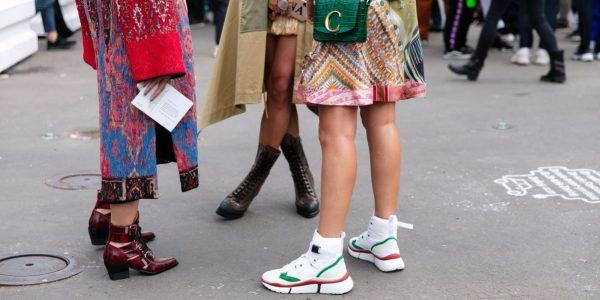 Стильная и модная женская обувь