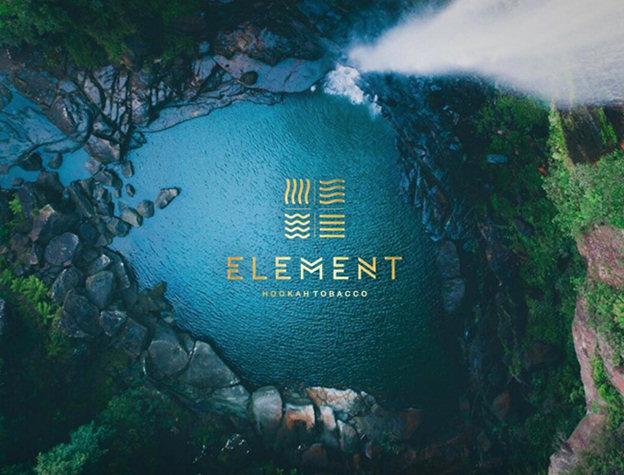 Четырехмерная новинка: табак для кальяна Element