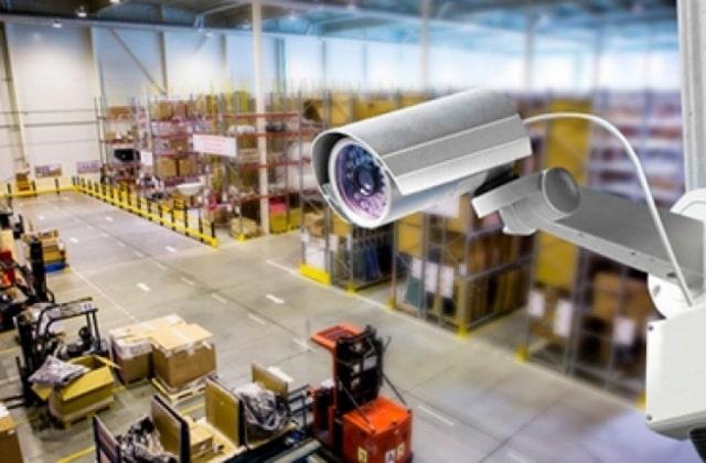 Видеонаблюдение для склада – выгодные цены