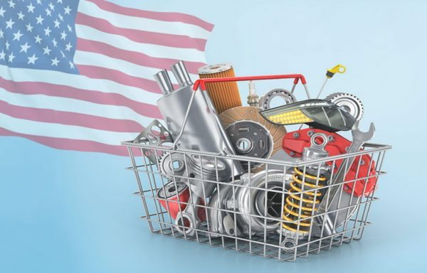 Доставка автомобильных запчастей из США