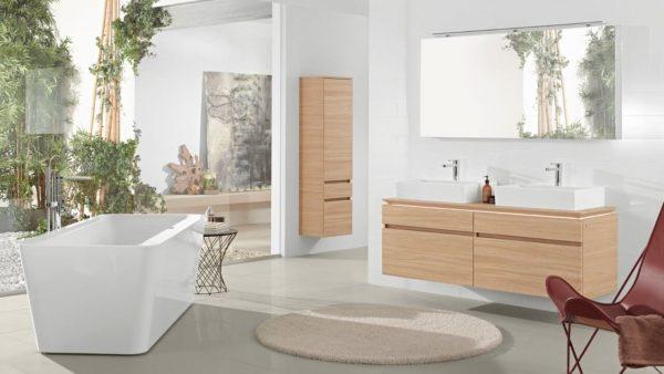 Что нужно учитывать при выборе мебели для ванной