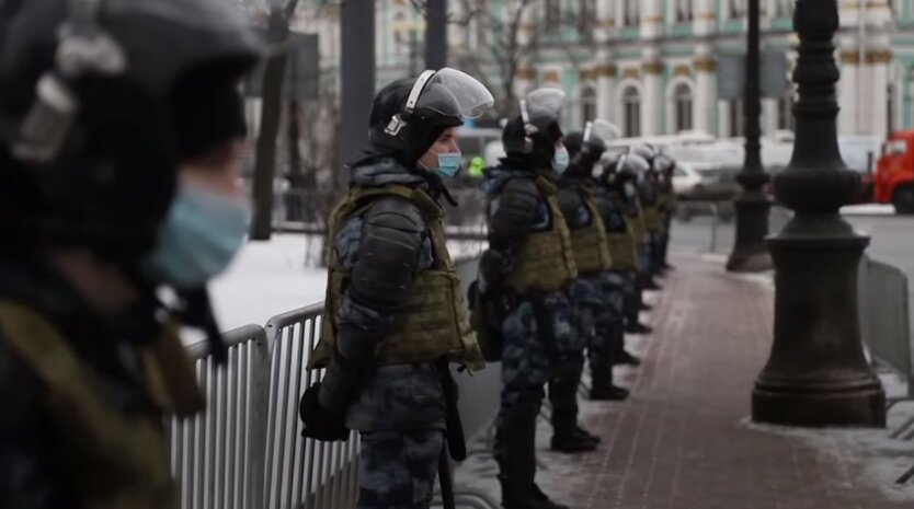 В России разгорелись протесты сторонников Навального: задерживают всех