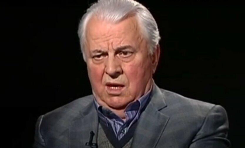 Кравчук обвинил Путина в срыве договоренностей по Донбассу