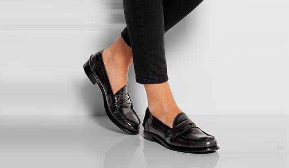 Женские туфли лоферы по выгодной цене