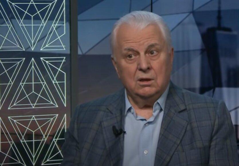 Кравчук предложил решить судьбу Крыма и Донбасса на референдуме