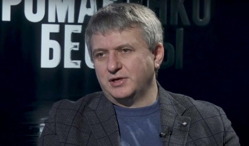 Романенко показал связь между задержанием «кассира» Коломойского и НАБУ