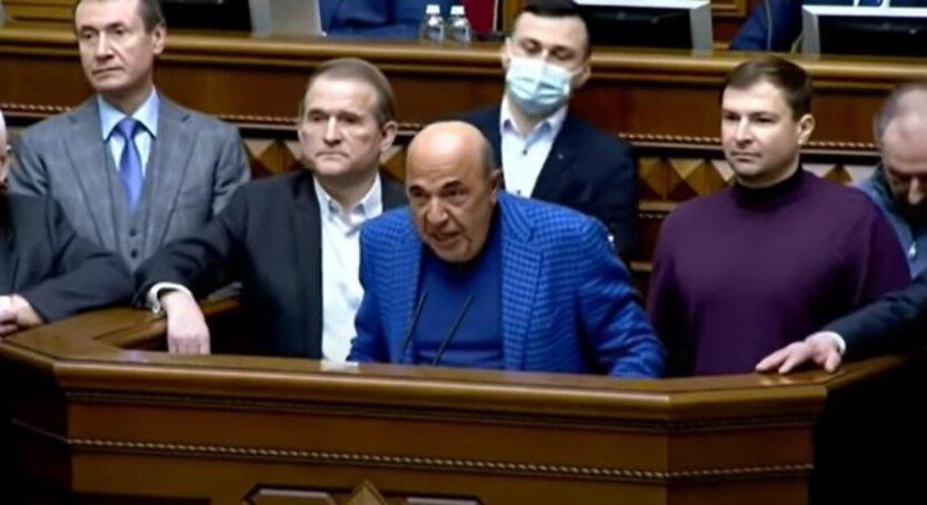 ОПЗЖ допустила досрочные выборы в Раду, - СМИ
