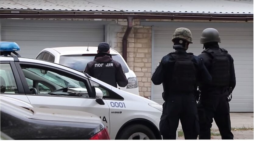 В Киеве задержали администратора