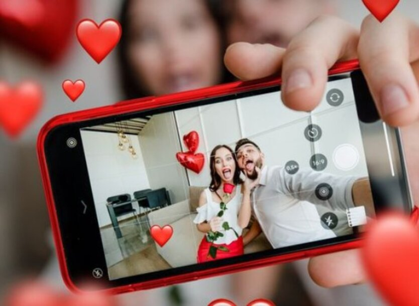 Киевстар, Vodafone, lifecell и Lycamobile сделали сюрприз на День святого Валентина