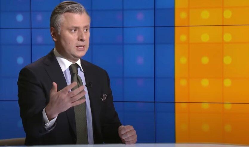 Юрий Витренко, энергетика, налоги
